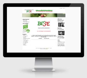 Webdesign Referenz: Beste - Beratung rund ums Lebensmittel in Neuss / NRW