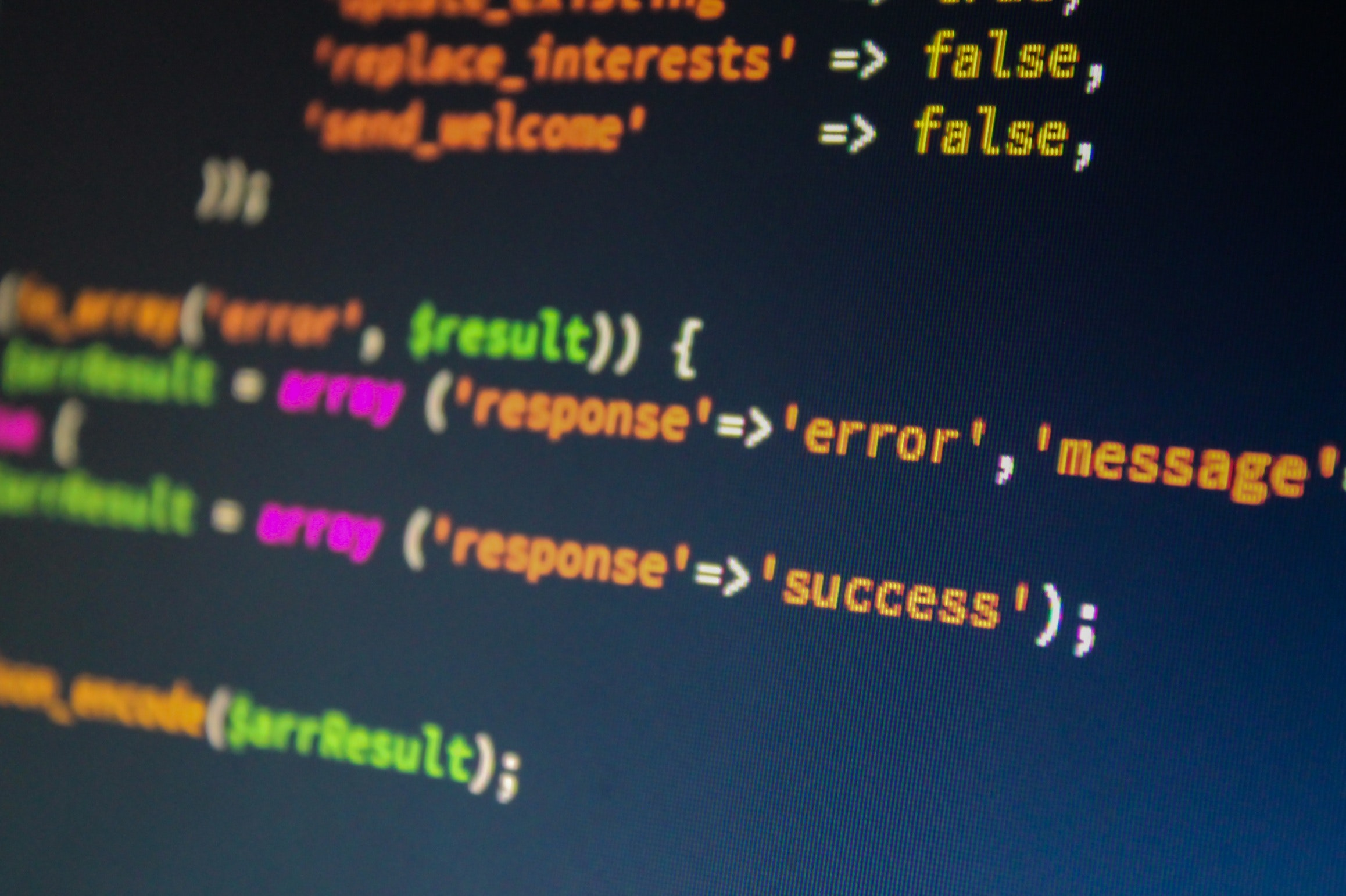 Darstellung Programmcode